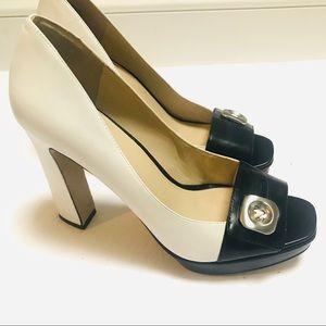 "Nine West ""Getsome"" heels   size 8"